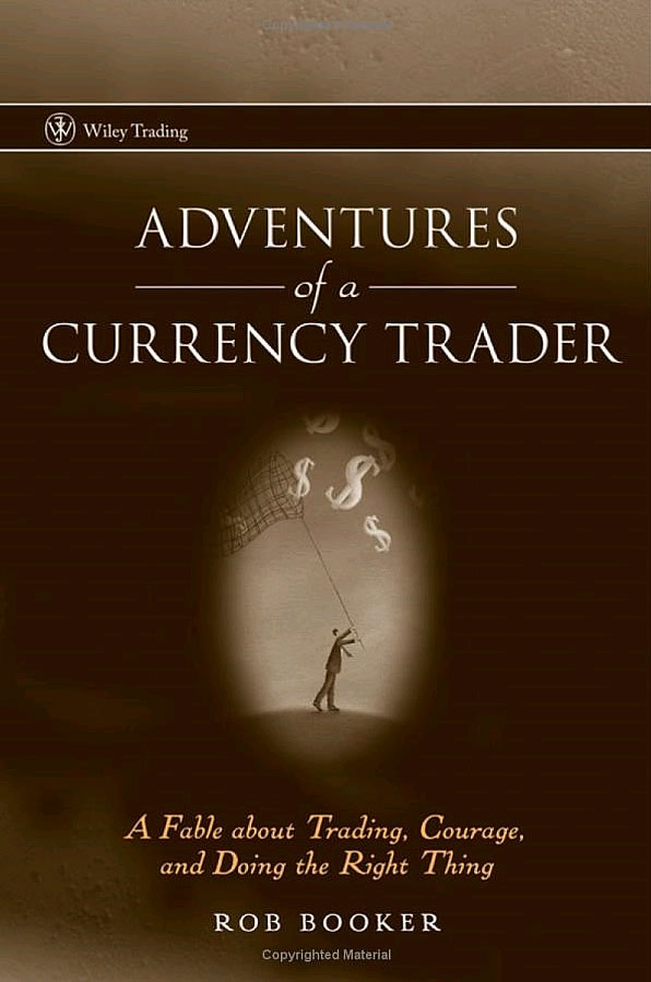Rob Booker - Adventures of a Currency Trader
